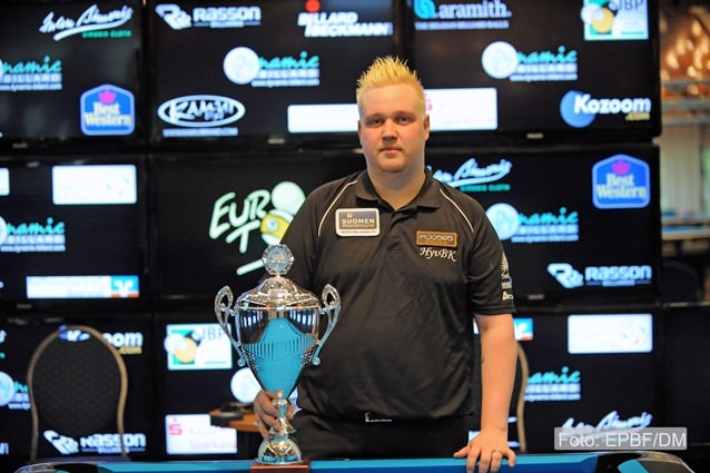 2015 Eurotour German Open - Petri Makkonen wins his first Euro-Tour tournament