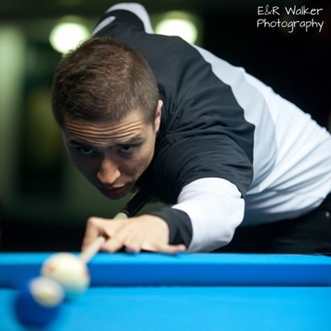 2015 WC 9-Ball - Day 1 John Morra