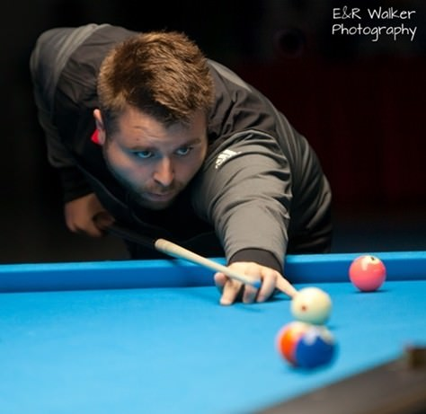 2015 WC 9-Ball - Day 1 Mike Dechaine