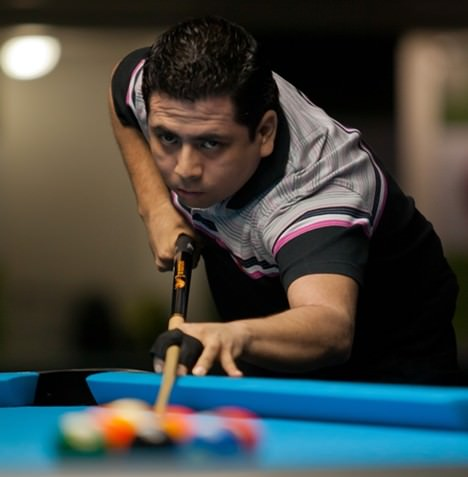2015 WC 9-Ball - Day 3 Ruben Bautista (MEX)
