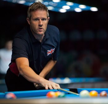 2015 WC 9-Ball - Day 3 Mark Gray (GBR)