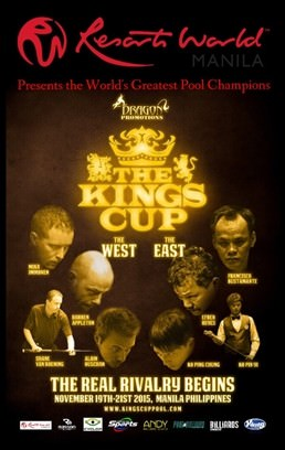 2015 Kings Cup Poster