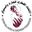 Qatar Billiards and Snooker Federation logo w110