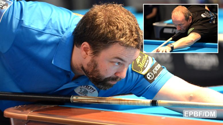 2016 Eurotour Austrian Open - Juva humiliated Ortmann at Dynamic Billard Austrian Open Euro-Tour