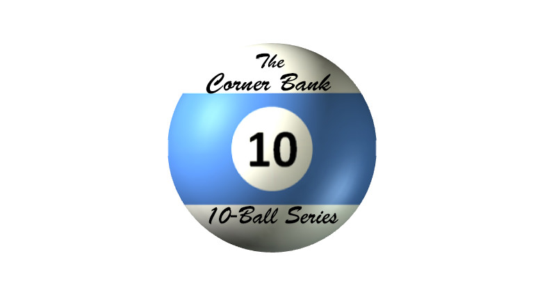Corner Bank 10-Ball Series logo 777x437