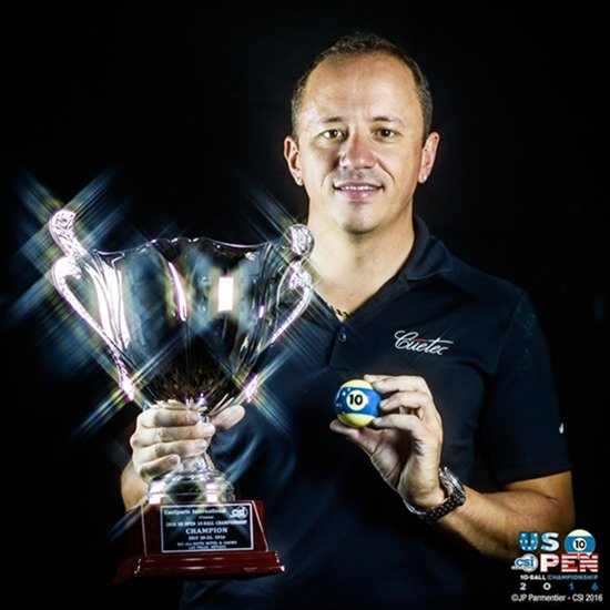 Van Boening claims second US 10-Ball Championship title 2016 550x550