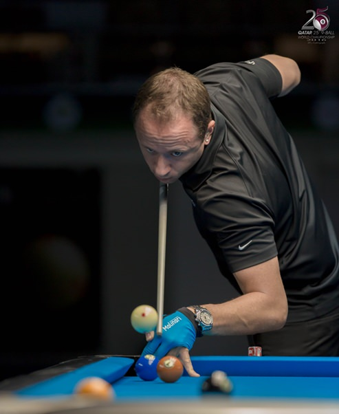 2016 9-ball WC - Shane Van Boening