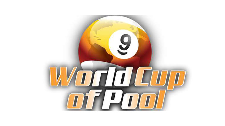 World Cup of Pool logo 2014 version