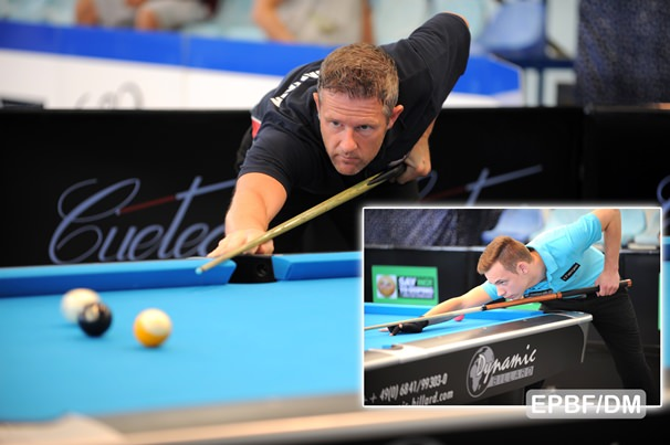 2016 Eurotour Albania Open - Gray notched a victory over Filler