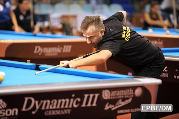 2016 Eurotour Albania Open - Favorites fall on judgment day in Tirana, Marcus Chamat (SWE)