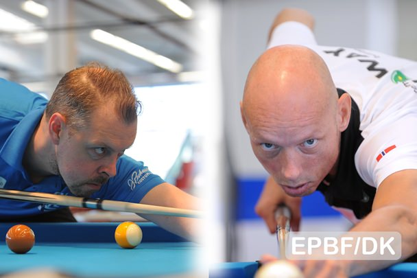 2016 EC Senior - Karttunen bests Bjerke in first round of 9-ball