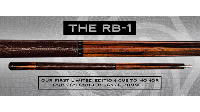 OB Cue - 2017 The OB-RB1 Limited Edition banner 777X437