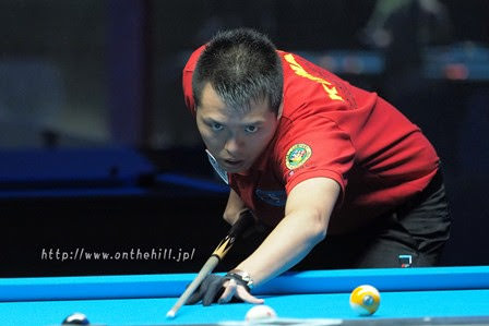 2016 Kuwait 9Ball Open - Jun-Lin Chang