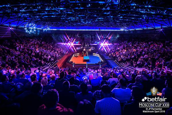 2016 Mosconi Cup Day 2 - 06