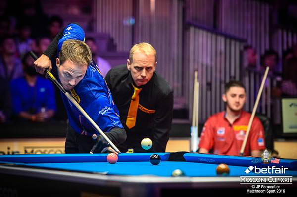 2016 Mosconi Cup Day 3 - 02 Albin Ouschan