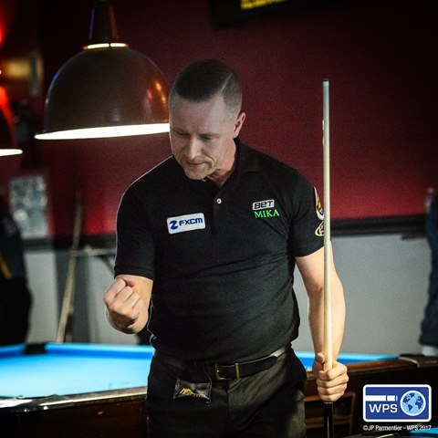 2017 World Pool Series S1 - Day 2 Mika Immonen