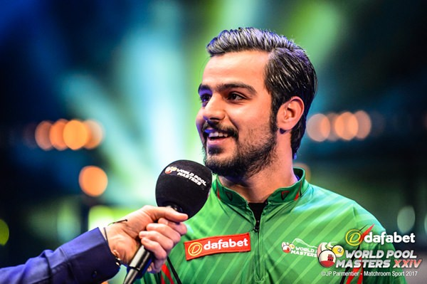 2017 World Pool Masters - Day 2 Omar Al Shaheen