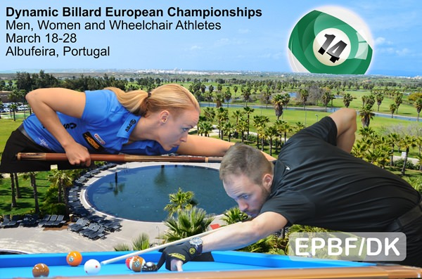 2017 Portugal EC - Defending Champions Jasmin and Albin Ouschan ready for title defence
