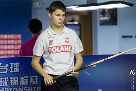 2016 Junior WC - Wiktor Zielinski