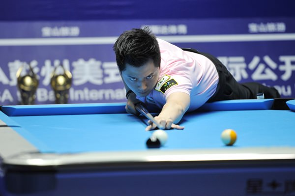 2017 CBSA International Pengzhou 9 Ball Open - Ko Pin-Yi