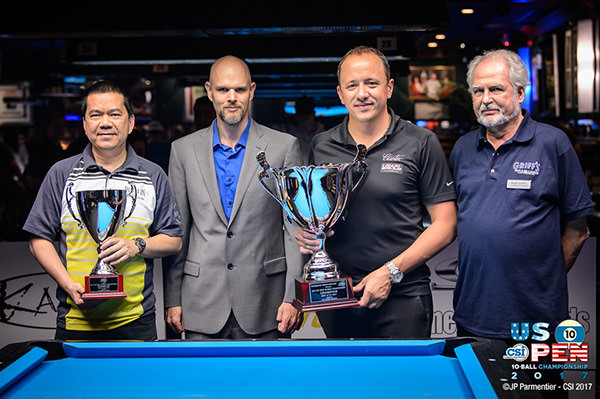 2017 US Open 10-Ball Championship - Awading