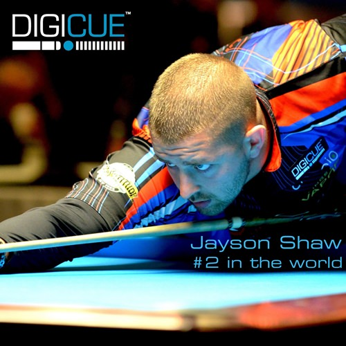2017 OB Cues - Jayson Shaw joins the DigiCue Team 500x500