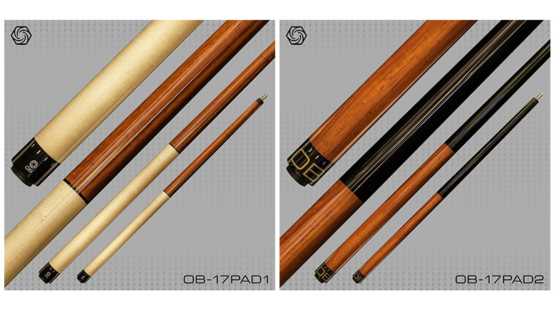 OB Cues - Limited Production Run Break Cue 777x437