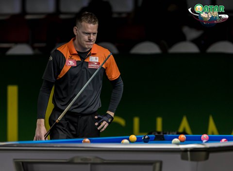 2017 9-ball WC - DAY 3 Niels Feijen