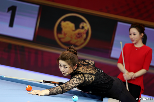 2018 CCTV New Years Billiard Cup - Pan and Kim