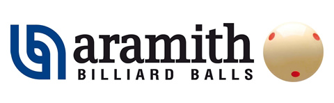 Aramith Billiard Ball logo w480