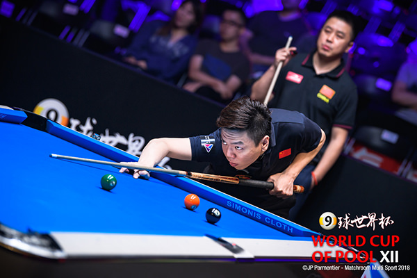 2018 World Cup of Pool DAY 4 - Team China A