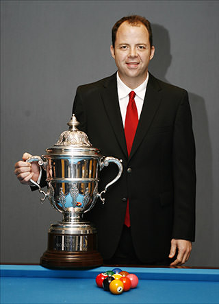 2018 Mosconi Cup - Jeremy Jones named as US Vice-Captain 01