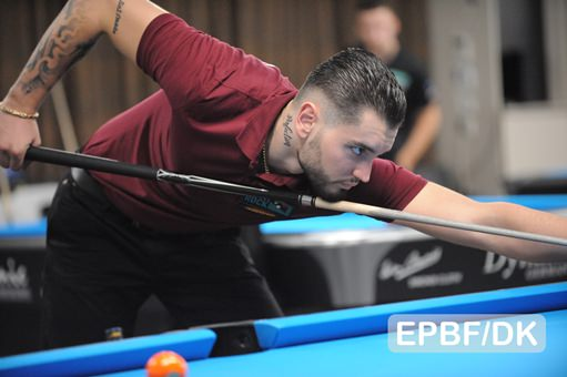 2018 Eurotour Leende Open - It's the business end at the European 9-ball tour from Leende NL