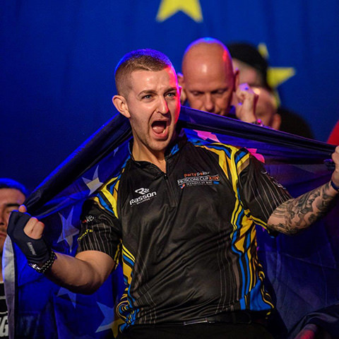 2018 Mosconi Cup - SHAW Back For More Mosconi Mayhem