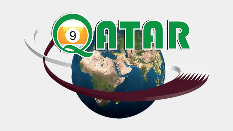 Qatar 9-Ball World Championship logo_9-Ball WC