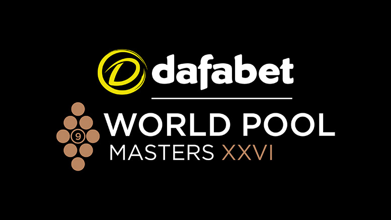 2019 World Pool Masters XXVI Logo 777x437