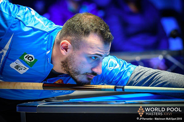 2019 World Pool Masters XXVI DAY 2 - Alexander Kazakis
