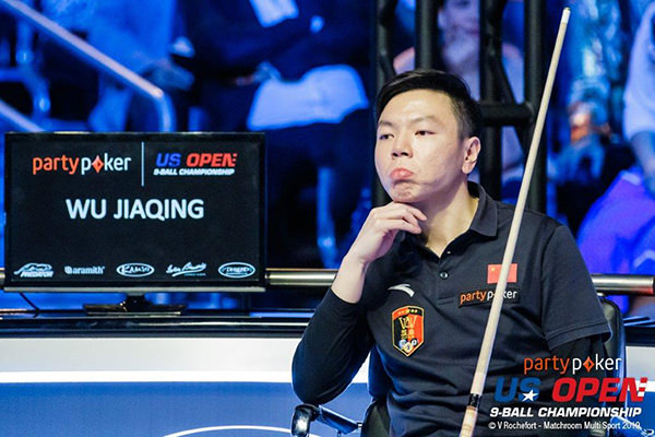 2019 US Open 9-Ball Championship - Final Wu Jiaqing