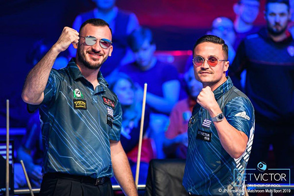 2019 World Cup of Pool - 0626 Team Greece