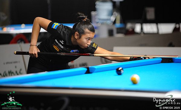 2019 European Championships Youth - Girls My Nguyen