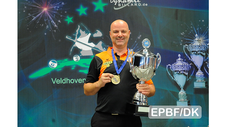 2019 European Championships Seniors & Ladies - Thehu takes the first title in the seniors 777x437