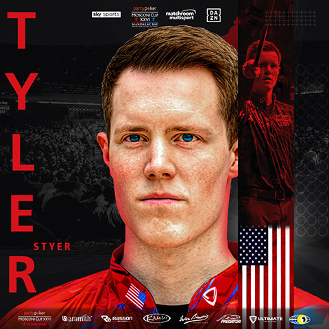2019 Mosconi Cup XXVI - Styer Joins Team USA