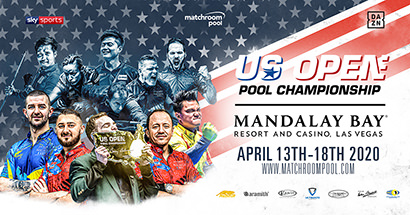 2020 US Open Pool Championship new banner w410