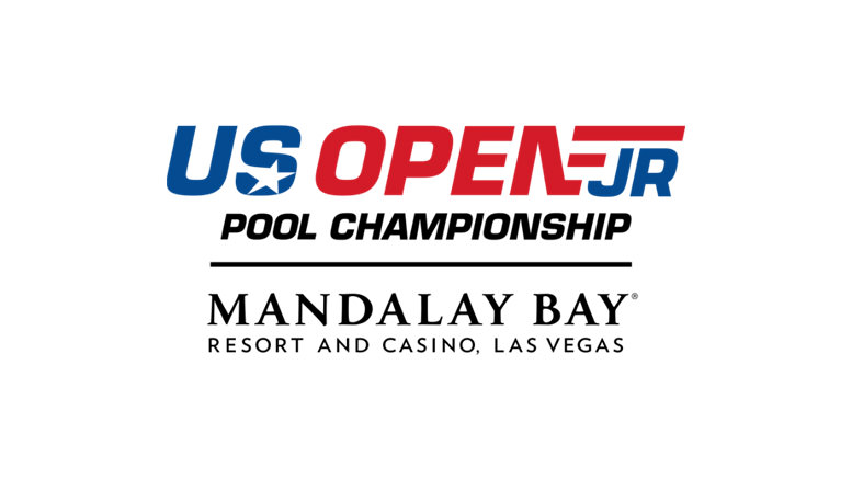 US Open Junior Pool Championship Logo 777x437