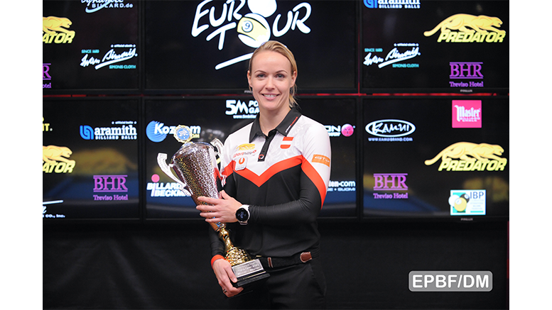 2020 EuroTour Treviso Women Open - Ouschan secures first victory in 2020_777X437