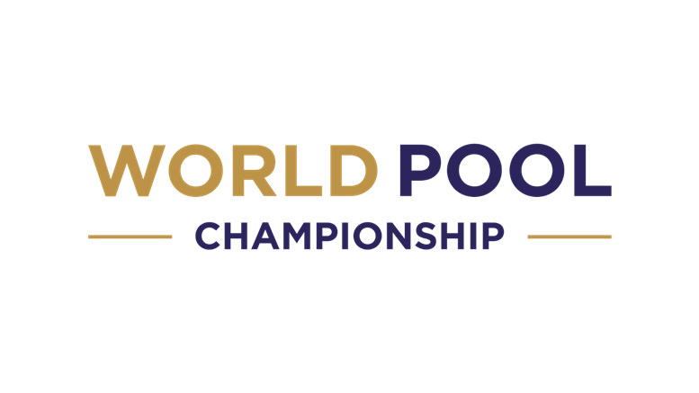 World Pool Championship logo 777X437